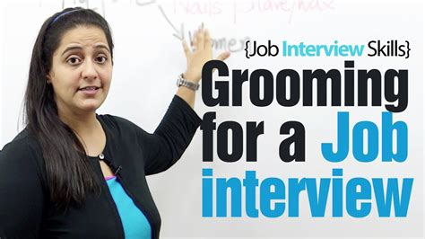 Grooming tips for a Job Interview   Job Interview skills ...