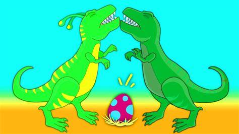 Groovy el Marciano se transforma en dinosaurio para salvar ...