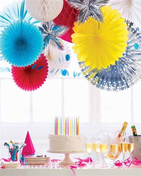 Grown Up Birthday Party Ideas | Martha Stewart