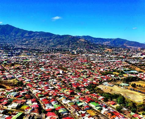 Grupo CMA, San Jose, Costa Rica   Aerial shot of San Jose.