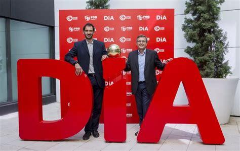 Grupo Dia, patrocinador principal de la Liga nacional de ...