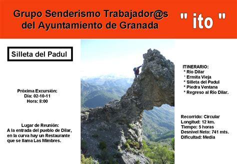 Grupo Senderismo Emplead@s Ayuntamiento de Granada  ito ...