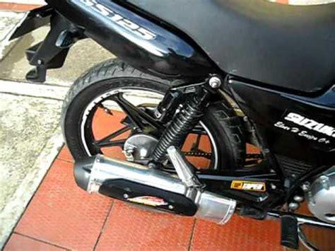 GS 125 cc SUZUKI EN PROCESO DE MODIFICACION   YouTube