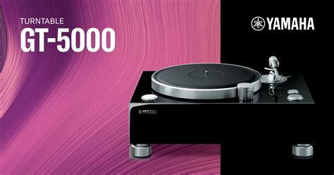 GT 5000   Especificaciones   HiFi Components   Audio y ...