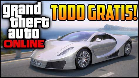 GTA 5 Online   ¡¡ OBTÉN TODO GRATIS !!  EL MEJOR TRUCO ...
