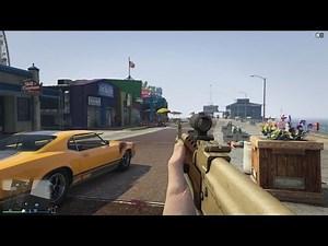 GTA V ONLINE PS4: CAZAS,ARMAS,PERSONAJES,VEHICULOS Y HOMBRE DE PLATA
