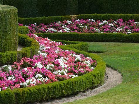 guadalupe: Jardines de flores.