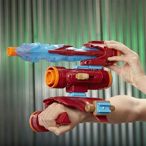 Guante Dardos Ironman Nerf Avengers Infinity War Hasbro ...