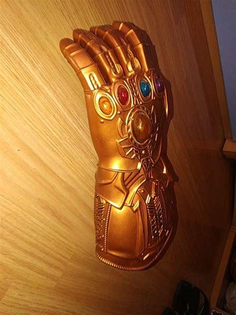 Guantelete del infinito de Thanos de segunda mano por 22 ...