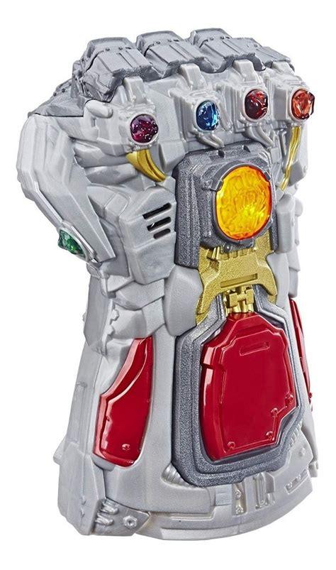 Guantelete Iron Man Avengers Endgame Juguete Electronico ...
