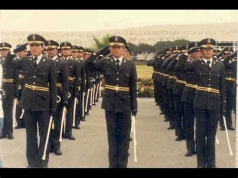 Guardia Civil del Perú Caballeros de la Ley   YouTube
