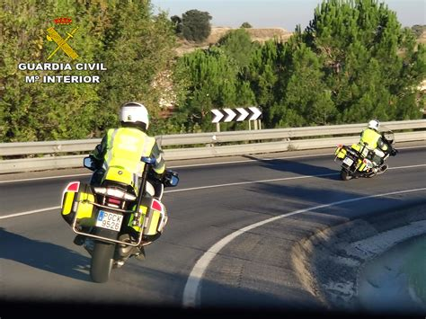 Guardia Civil intercepta en Guadalajara al conductor de un ...