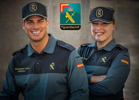 Guardia Civil on Twitter:  Los convocados a las físicas ...