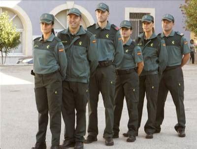 Guardia Civil uniform gets a modern twist