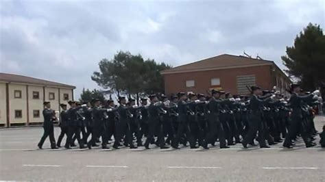 Guardias Civiles Auxiliares Presentes 2010 2ª Parte   YouTube