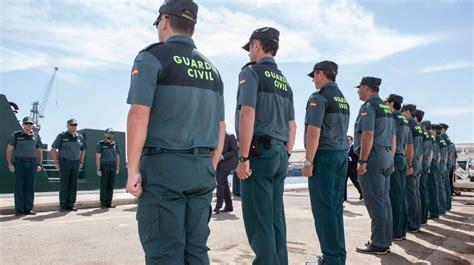 Guardias civiles exigen compensación económica por ...