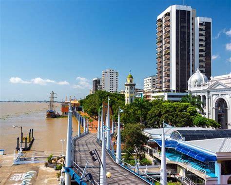 GUAYAQUIL, ECUADOR, destino de vacaciones, Vuelos, Hoteles ...