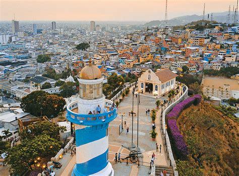 Guayaquil, un destino imperdible en Ecuador