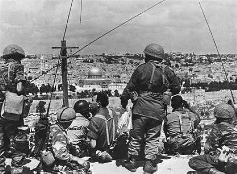 Guerra árabe israelí: los seis días que conmovieron a ...