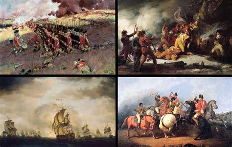 Guerra de Independencia de los Estados Unidos ~ Primero A