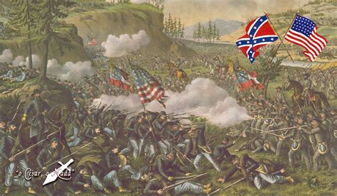 Guerra de Secesión americana   ¡o César, o Nada!