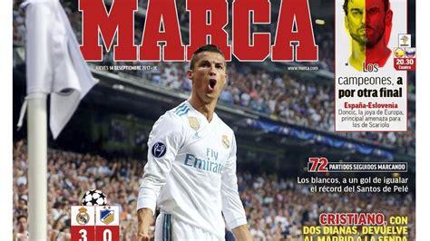 Guerra del fútbol: Marca pierde 2,4 millones y el diario ...