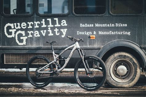 Guerrilla Gravity Megatrail + Megatrail SS   Models ...
