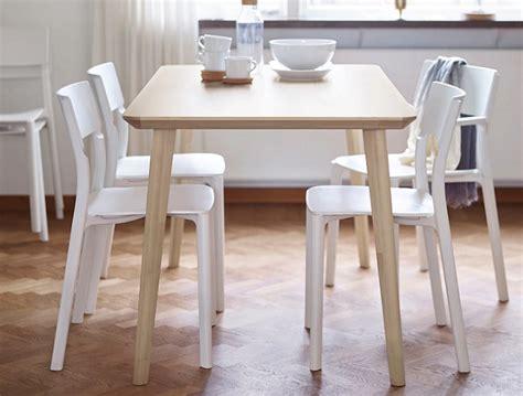 Guía con 6 mesas Ikea baratas para un comedor low cost