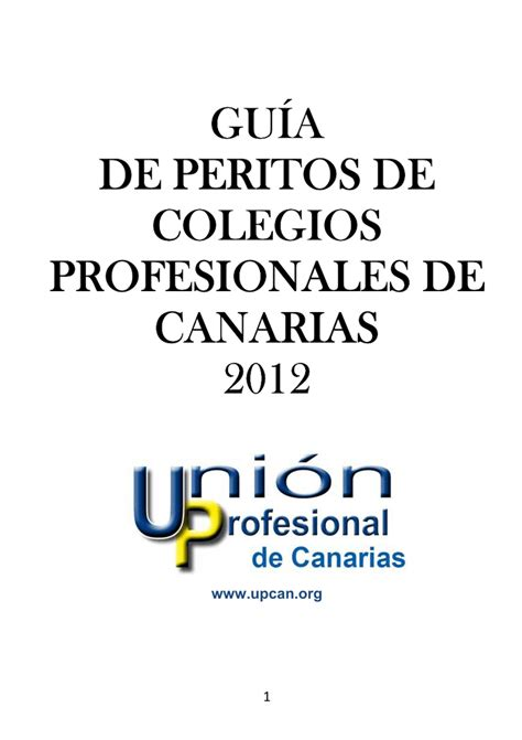 Guía de Peritos 2012   Colegio Oficial de Enfermeros