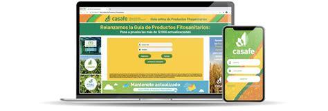 Guía de productos Fitosanitarios 2017 2019   Casafe