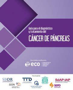 Guía para el Diagnóstico y Tratamiento del Cáncer de Páncreas