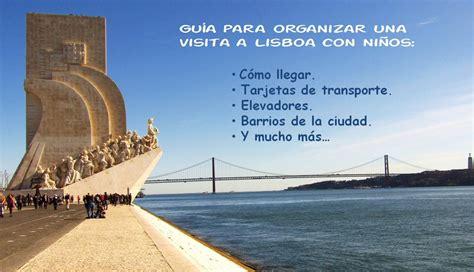 Guía para organizar un viaje a Lisboa con niños ...