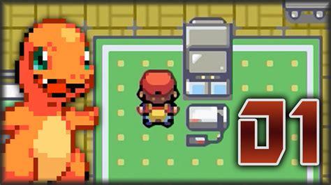 Guía Pokémon Rojo Fuego & Verde Hoja   Capítulo 1   Inicia ...