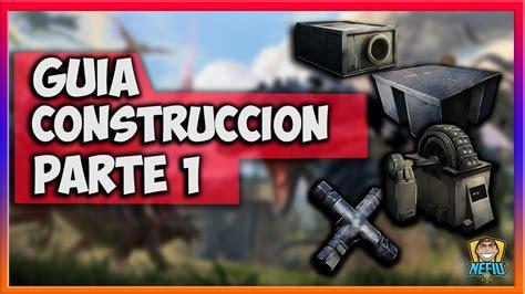 GUIA TUTORIAL ARK | TRUCOS DE CONSTRUCCION | ELECTRICIDAD ...