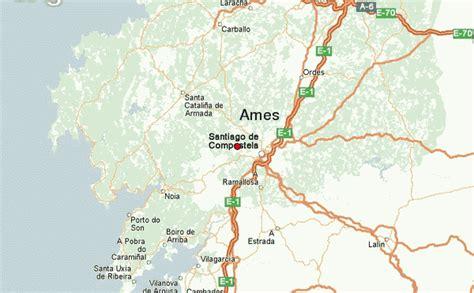 Guía Urbano de Ames, España