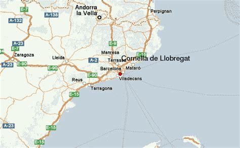 Guía Urbano de Cornellà de Llobregat