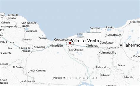 Guía Urbano de Villa La Venta