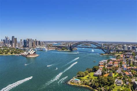 Guida del Sydney Harbour   Tourism Australia