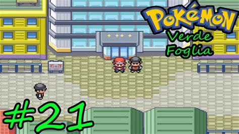 Guida Pokemon Verde Foglia   Parte #21   La Silph SPA ...