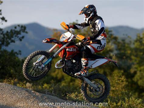Guide Enduro pratique : Quelle moto TT 125 cm3 pour ...
