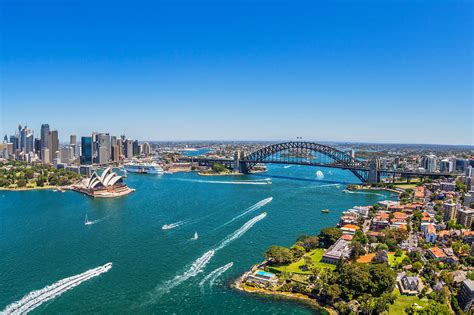 Guide to Sydney Harbour   Tourism Australia