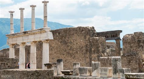 Guided Half Day Tour Pompeii Ruins from Naples   Klook