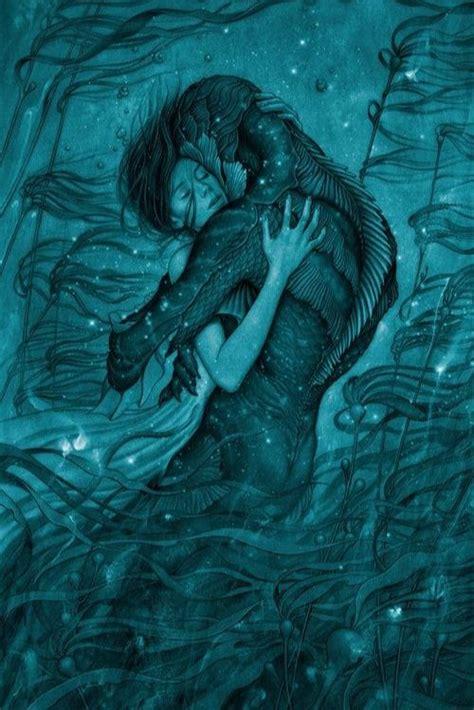 Guillermo del Toro, 2017  | La forma del agua, Toros, Dibujos