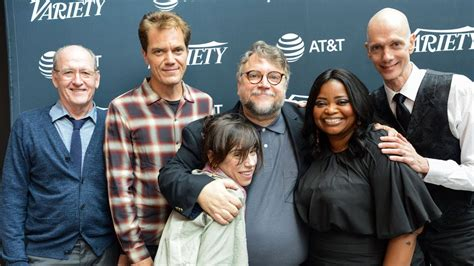 Guillermo Del Toro and Cast Talk  The Shape of Water  at ...
