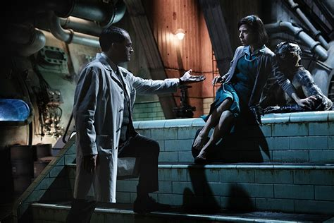 Guillermo Del Toro s  The Shape Of Water  Is A Beautiful ...