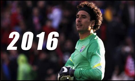 Guillermo Ochoa   Best Saves 2016 Amazing Saves Show HD ...