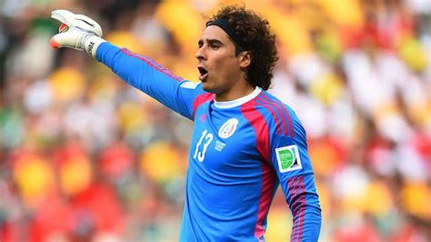 Guillermo Ochoa Getting All Kinds of Offers After Stifling ...