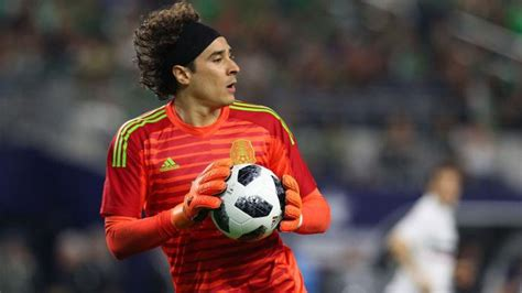 Guillermo Ochoa seeks solace on world stage after fraught ...