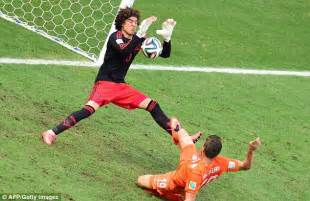 Guillermo Ochoa signs for Malaga after World Cup heroics ...