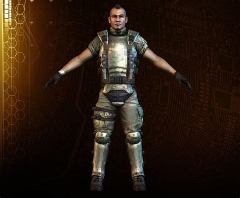 Guillermo Quintaro [Aliens Colonial Marines] by Goreface13 ...